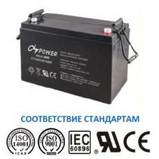 CS 12-100АD  Deep Cycle VRLA AGM (29 кг) усиленная версия