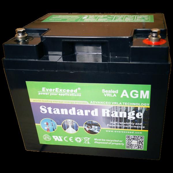 ST-1240  Standart Range VRLA