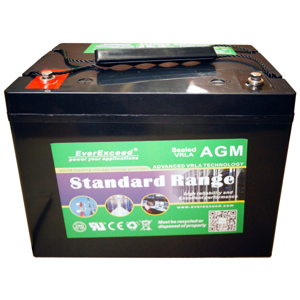 ST1270 Standart Range VRLA