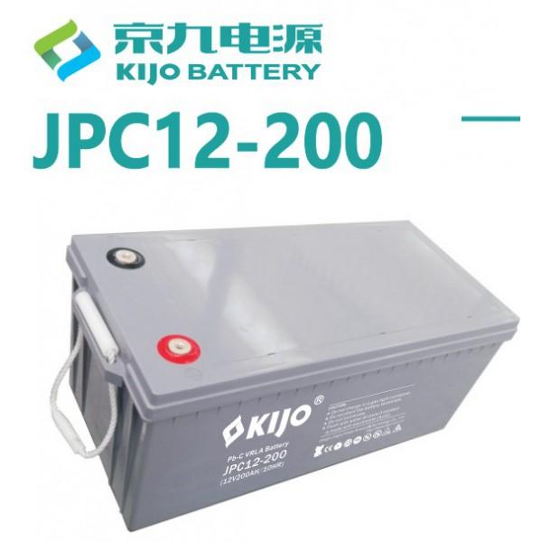 JPC12-200 Lead-carbon series