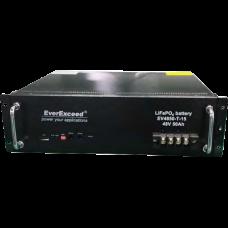 Литий-железо-фосфатный аккумулятор (LiFePo4) EverExceed EV4850-T-15 (48В50Ач)