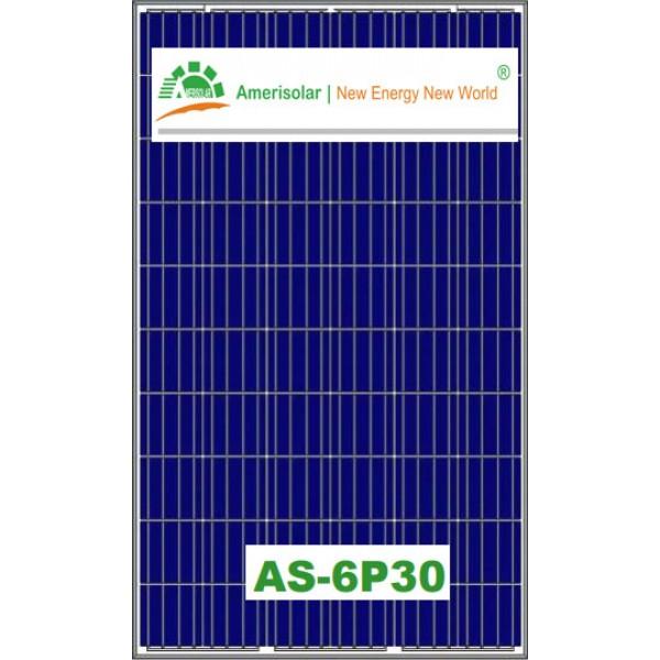 Солнечные панели Amerisolar