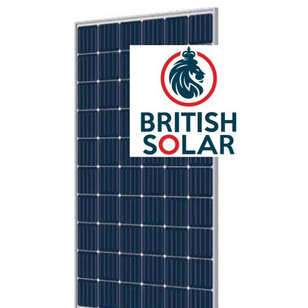 British Solar 290P-60