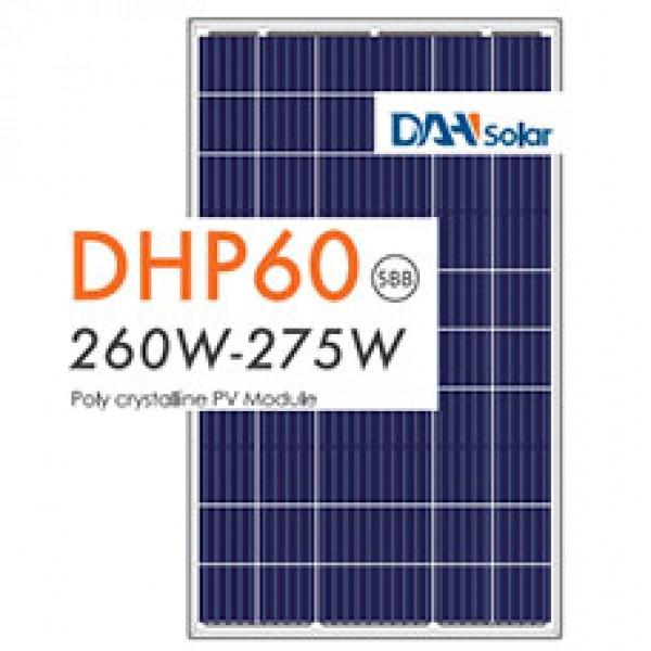 Солнечные панели DAH Solar