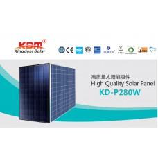 KDM Kingdom Solar KD-P280