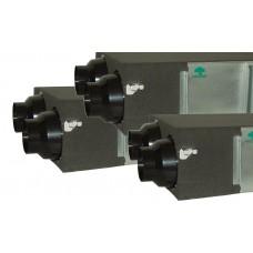Энергосберегающая приточно-вытяжная установка с рекуперацией тепла и влаги MYCOND MV- 200 - 1100 I