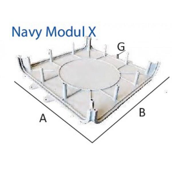 Navy Modul X