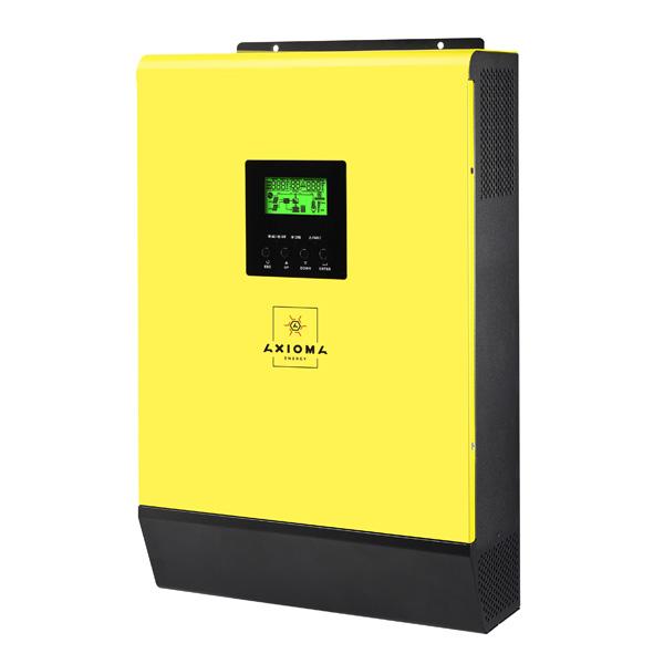 Сетевой солнечный инвертор с резервной функцией 5 кВт, 220 Вт, ISGrid BF 5000