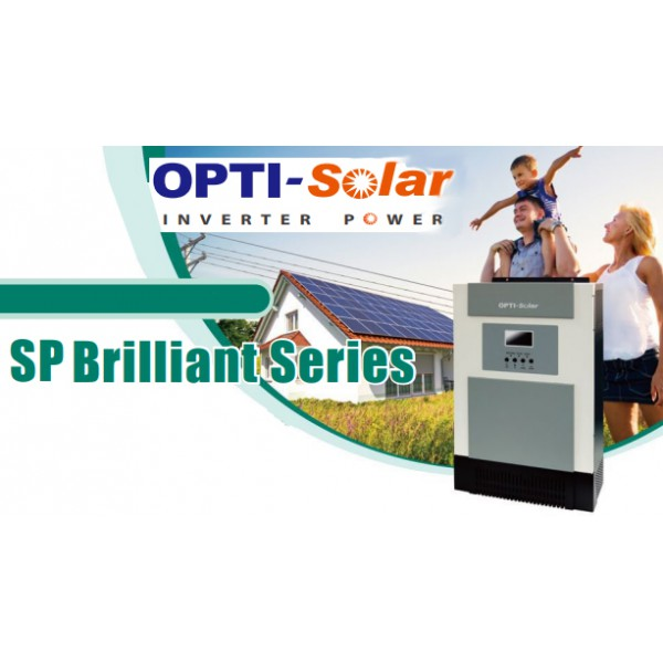 OptiSolar SP3000 Brilliant Grid