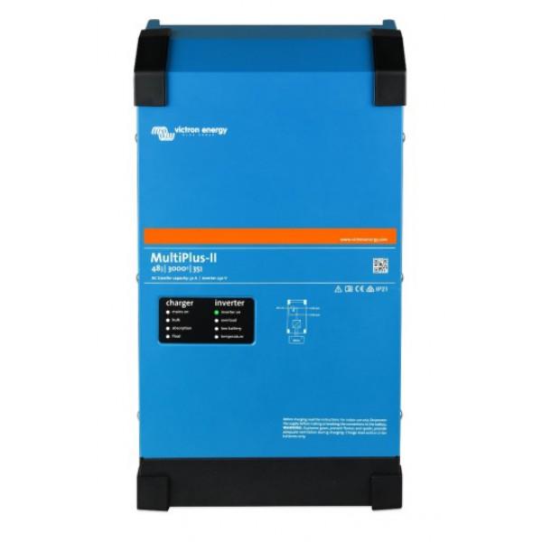 MultiPlus-II 48/5000/70-50 - новый многофунк-циональный инвертор
