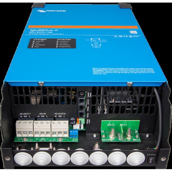 MultiPlus-II 48/3000/35-32 - новый многофунк-циональный инвертор