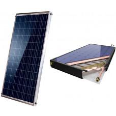 F2PV Гибридный солнечный коллектор
