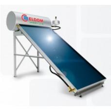 """Термосифонные установки под давлением """"Thermo siphon system"""" TS120CRS-120L"""