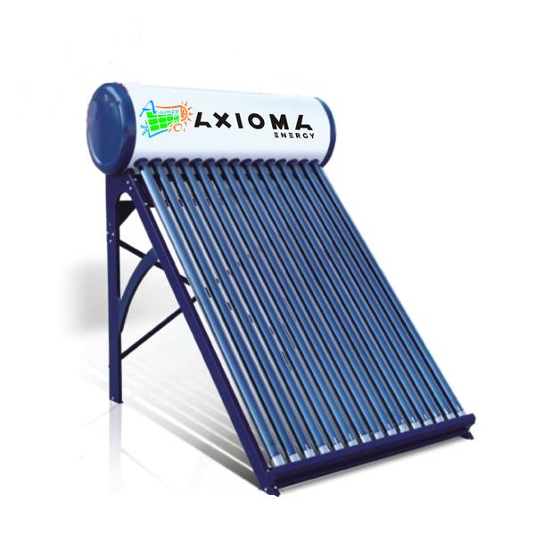 Термосифонный солнечный коллектор с напорным баком Axioma energy AX-20D