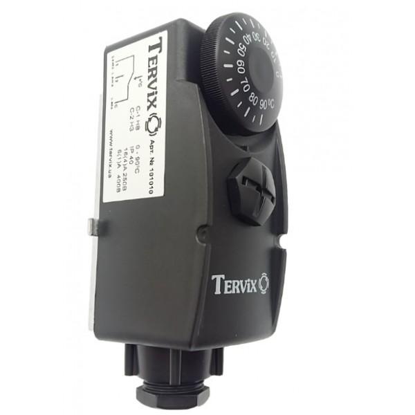 Накладной термостат Tervix Pro Line