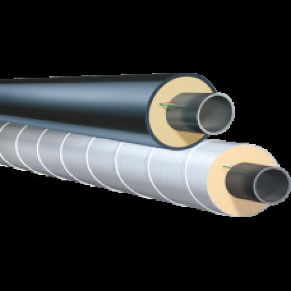 Трубы стальные предварительно изолированные