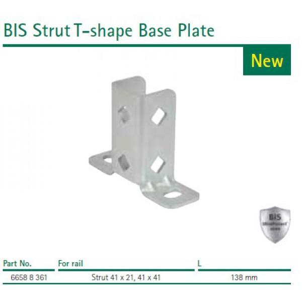 66588361 BIS Strut T-образный тройной соединитель 90 град (BUP1000)