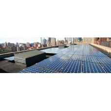 Солнечная крышная станция 160 кВт
