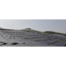 Солнечная наземная станция 1МВт