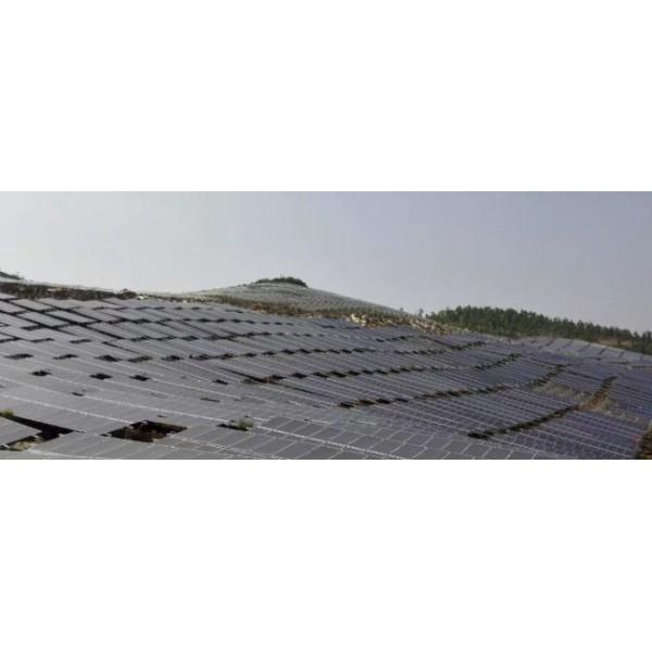 Солнечная наземная станция 300 кВт