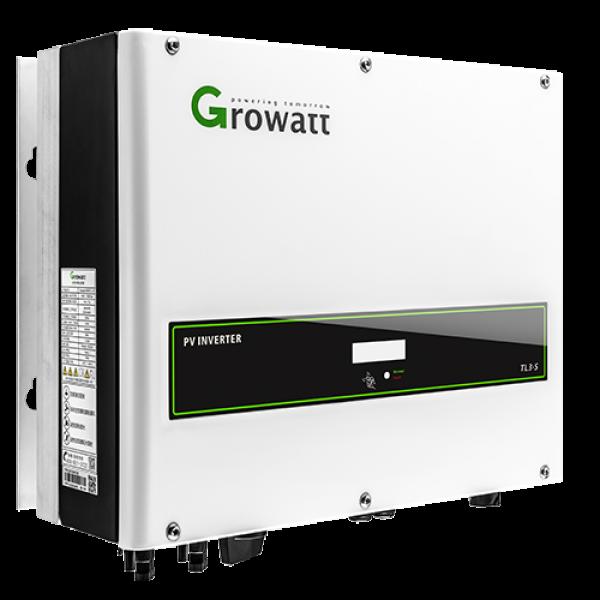 Сетевой инвертор Growatt 8000 TL3 S