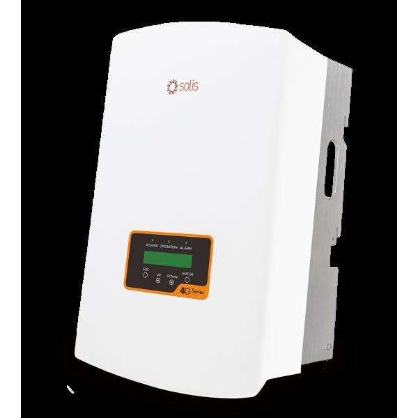Сетевой инвертор Solis 20K 4G