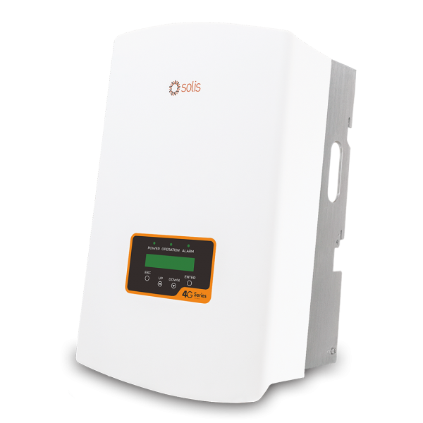 Сетевой инвертор Solis 3p 10K 4G