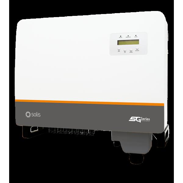 Сетевой инвертор Solis 25K 5G