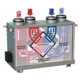 Системы вентиляции, охлаждения, осушения, завесы
