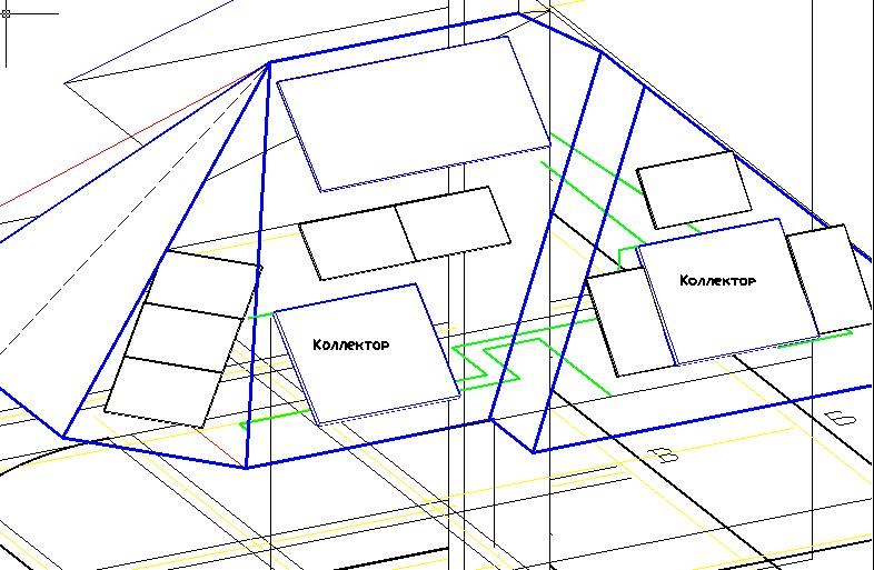 сложные конструкции, навесы