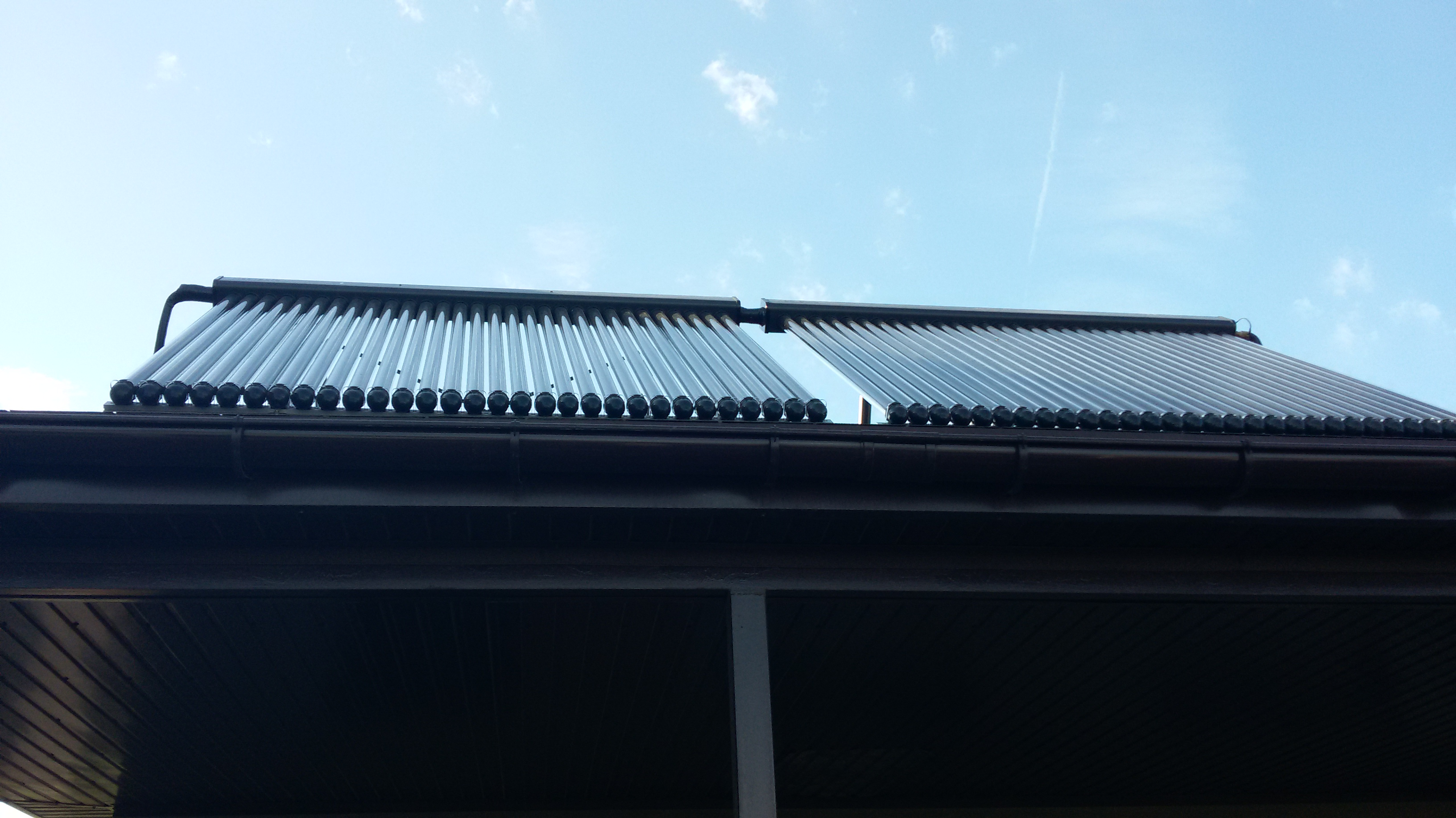 Установка незакипаемых солнечных станций в Николаеве, Херсоне, Одессе
