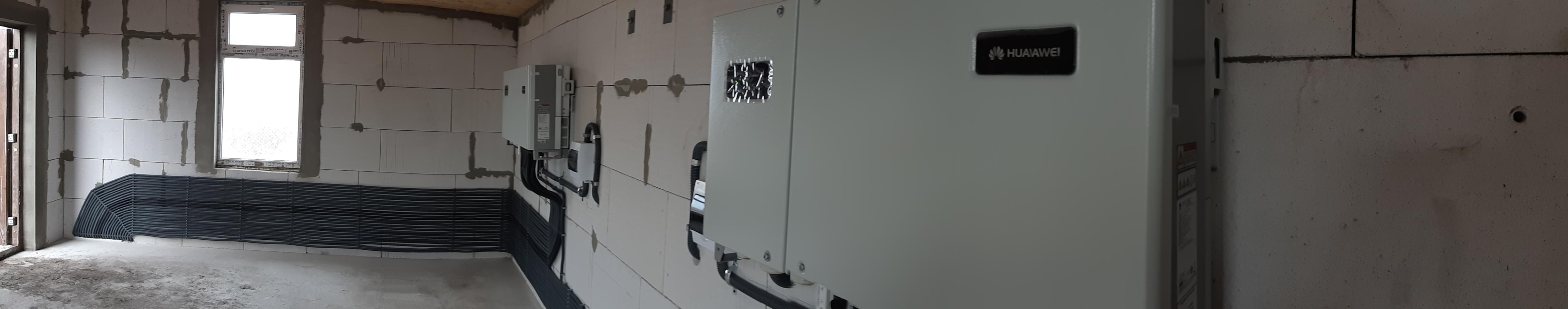 промышленные коммерческие солнечные станции под зеленый тариф
