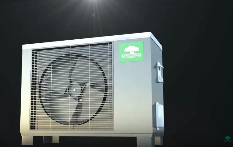 Комплексное решение для отопления и кондиционирования