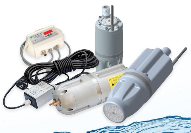 оборудование Укрпомпа вибрационные насосы, блоки защиты и управления