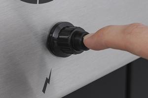 Sure-Lite ™ электронная система зажигания Broil King