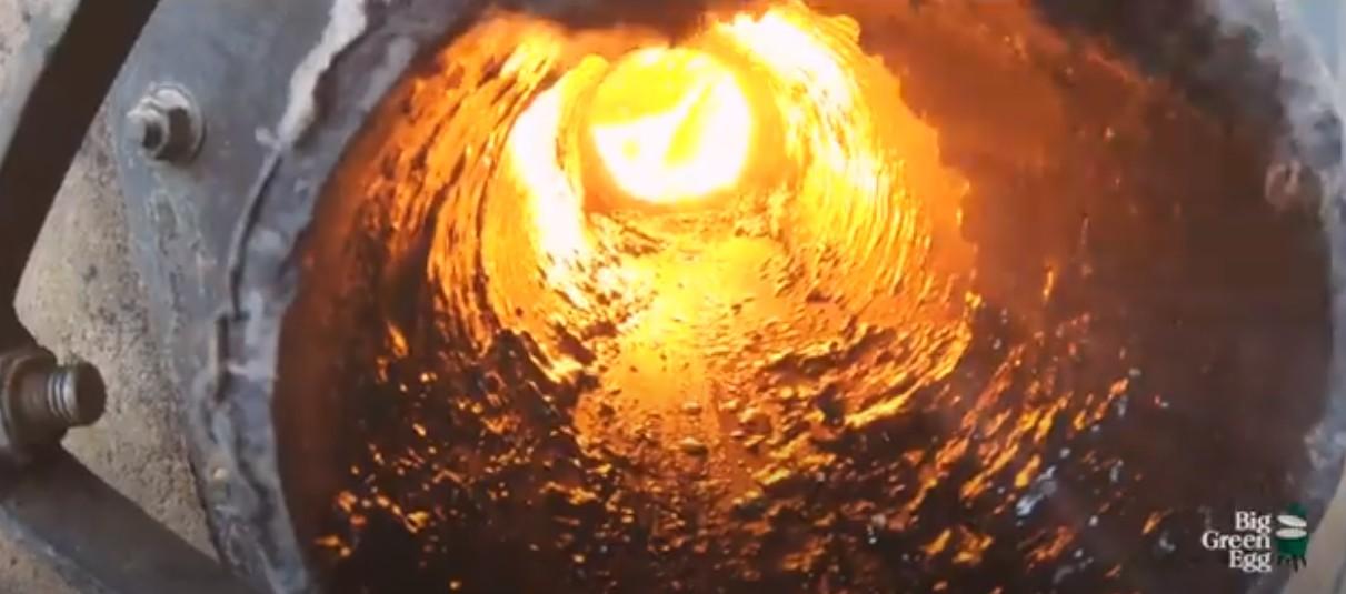 Изготовление высококачественного чистого древесного угля для гриля