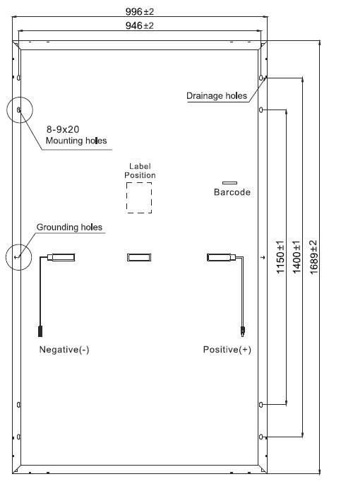 Размеры BS 330 MDG 120 9bb