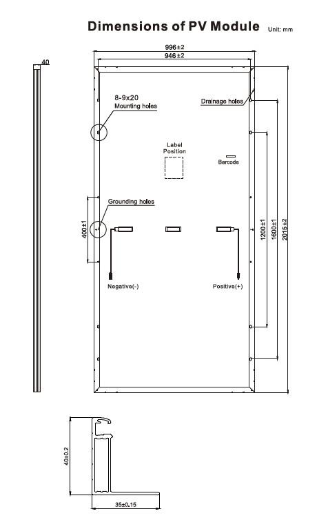 Размеры Jager Risen RSM144-6-405_HS_PR