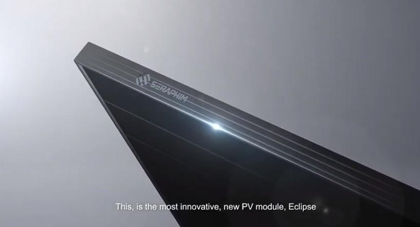 Инновационные панели Seraphim Eclipse