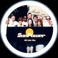 SunPower солнечные панели история развития