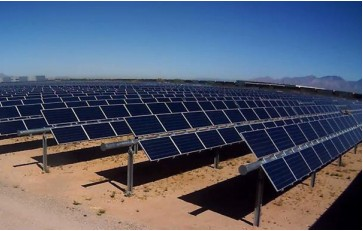 Сравнительная характеристика модулей на электростанции в Аризоне