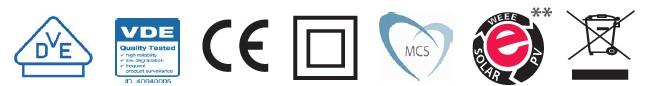 Сертификаты SunTech 300-60/Wfh