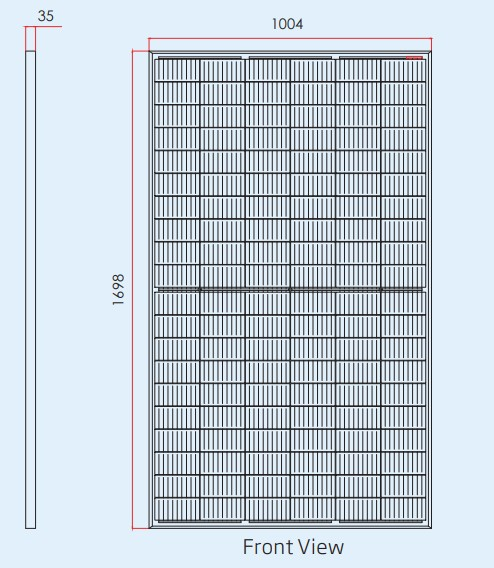 Размеры TSMDE06m.08(ii)