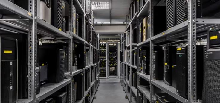 Smart-online UPS для серверной