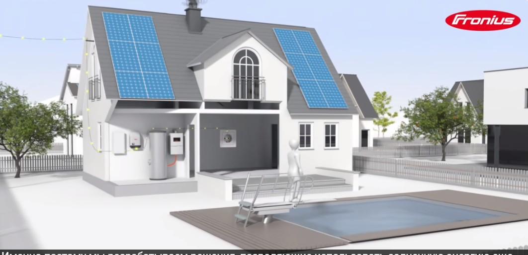 Система Ohmpilot - лидер в солнечных системах отопления