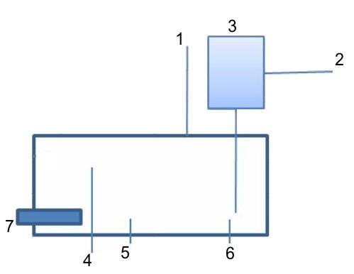 Безнапорная термосифонная система