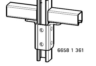 Соединитель BIS Strut двойной (замена арт на 66588361)